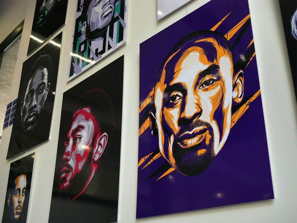 exposition sport art