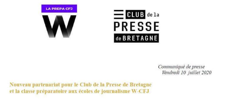 Ouverture d'une classe à Rennes pour la prépa aux écoles de journalisme W-CFJ